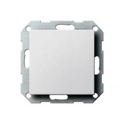 Заглушка Gira SYSTEM 55, белый глянцевый, 026803