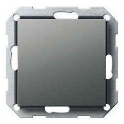 Заглушка Gira E22, нержавеющая сталь, 026820