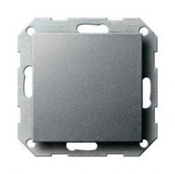 Заглушка Gira SYSTEM 55, алюминий, 026826