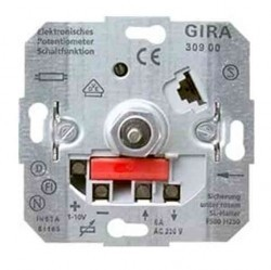 Механизм поворотного светорегулятора Gira Коллекции GIRA,Вт, 030900