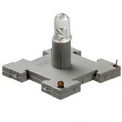 Gira Модуль подсветки светодиод желтый 2,6 мА 230 В~