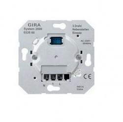 Gira Модуль подсветки светодиод красный 2,6 мА 230 В~