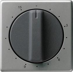 Накладка на таймер Gira E22, нержавеющая сталь, 064020