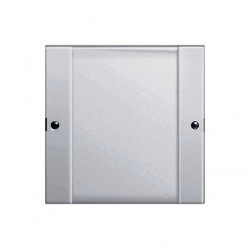 Кнопочный выключатель на 1 направление без контроллера с полем для надписи