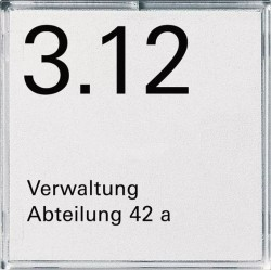 E2 Табличка 1-ная для указателей