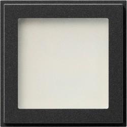 TX_44 Светодиодный указатель для ориентации белого цвета, антрацит