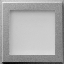 TX_44 Светодиодный указатель для ориентации синего цвета, алюминий