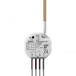 Устройство управления системой отопления/жалюзи Instabus KNX/EIB, скрытого монтажа