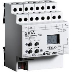 Шлюз DALI instabus KNX/EIB с ручным управлением