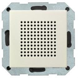 System55 Дополнительный динамик для радиоприемника скрытого монтажа в функцией RDS, глянцевый кремов