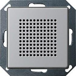 E22 Дополнительный динамик для радиоприемника скрытого монтажа с функцией RDS, алюминий