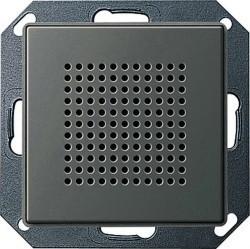 E22 Дополнительный динамик для радиоприемника скрытого монтажа с функцией RDS, сталь