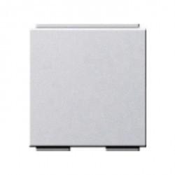 Заглушка Gira SYSTEM 55, белый глянцевый, 264503