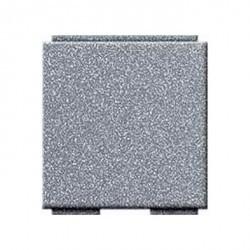 Заглушка Gira SYSTEM 55, алюминий, 264526