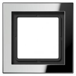 Рамка 1 пост Jung LS DESIGN, хром, GCRD2981