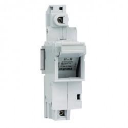 Выключатель-разъединитель SP 58 - с нейтралью - 2 модуля - для промышленных предохранителей 22х58