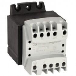 Однофазный трансформатор обеспечения безопасности - первичная обмотка 230/400 В / вторичная обмотка