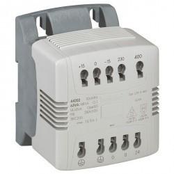 Однофазный трансформатор упр, и обеспеч, безопасности - первичная обмотка 250/210 В / вторичная обмо