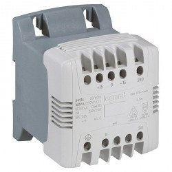 Трансформатор упр, и обеспеч, безопасности - первичная обмотка 230 В / вторичная обмотка 24 В - 40 В