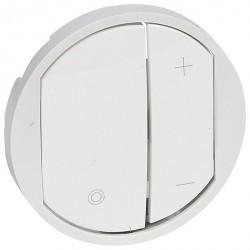 Накладка на светорегулятор Legrand CELIANE, белый, 065083