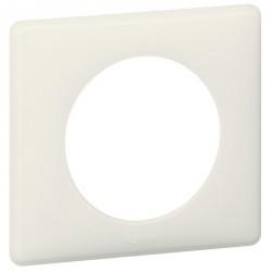 Рамка 1 пост Legrand CELIANE, белая перкаль, 066701