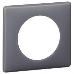 Рамка 1 пост Legrand CELIANE, фиолетовая перкаль, 066731