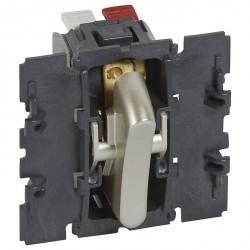 Механизм переключателя 1-клавишного Legrand CELIANE, скрытый монтаж, 067013