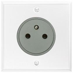 Механизм переключателя 1-клавишного кнопочного Legrand CELIANE, скрытый монтаж, 067031