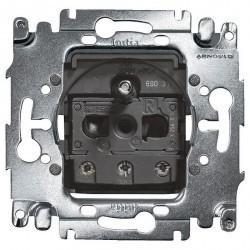 Рамка 1 пост Legrand CELIANE, черный никель, 069031