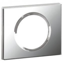 Рамка 1 пост Legrand CELIANE, зеркало, 069121