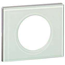 Рамка 1 пост Legrand CELIANE, смальта белая глина, 069311