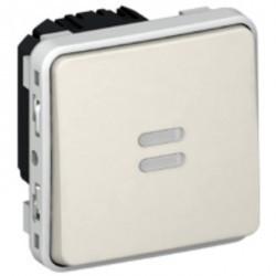 Выключатель с задержкой времени Legrand PLEXO 55, электронный, белый, 069604
