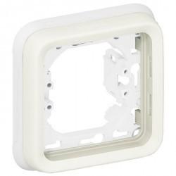 Рамка 1 пост Legrand PLEXO 55, белый, 069692