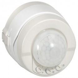 Датчик движения Legrand PLEXO 55, 360°, до 2000 Вт, белый, 069780