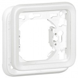 Рамка 1 пост Legrand PLEXO 55, белый, 070792