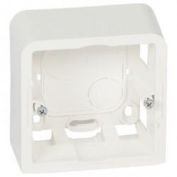 Mosaic Коробка накладная 2-мод. 40 мм для суппорта арт. №080251