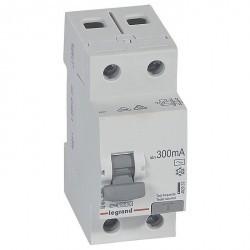 УЗО Legrand RX3 2P 40А 300мА (AC), 402033