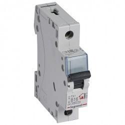 Автоматический выключатель Legrand TX³ 1P 16А (B) 6кА, 403972