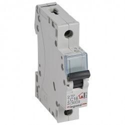 Автоматический выключатель Legrand TX³ 1P 16А (C) 6кА, 404028