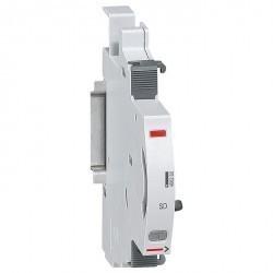 Вспомогательный переключающий контакт срабатывания DX³ - 6 А - 250 ВA