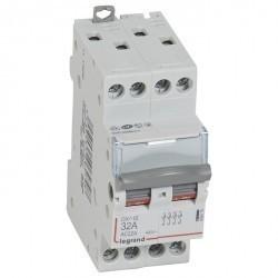 Выключатели-разъединители DX³-IS - 4П - 400 В~ - 32 А - 2 модуля