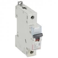 Автоматический выключатель Legrand DX³-E 1P 6А (C) 6кА, 407260