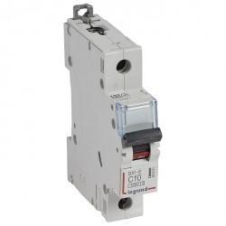 Автоматический выключатель Legrand DX³-E 1P 10А (C) 6кА, 407261