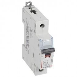 Автоматический выключатель Legrand DX³ 1P 13А (C) 6кА, 407262