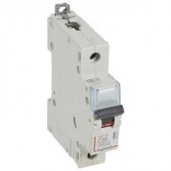 Автоматический выключатель Legrand DX³-E 1P 20А (C) 6кА, 407264