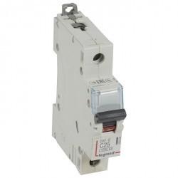 Автоматический выключатель Legrand DX³-E 1P 25А (C) 6кА, 407265