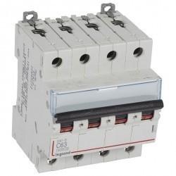 Автоматический выключатель Legrand DX³ 4P 63А (C) 6кА, 407311