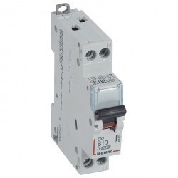 Автоматический выключатель Legrand DX³ 2P 10А (B) 10кА, 407473