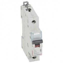 Автоматический выключатель Legrand DPX³ 1P 1А (C) 10кА, 407662