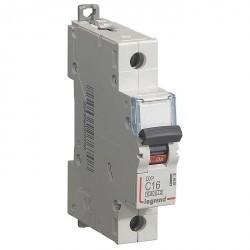 Автоматический выключатель Legrand DPX³ 1P 16А (C) 10кА, 407670